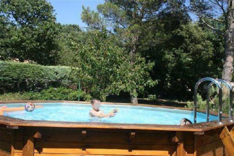 Location de vacances - Villa à La Boissiere