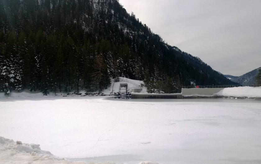Location de vacances - Appartement à Saint-Martin-Vésubie - Lac du Boréon. Station de ski de fond et raquettes