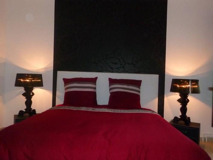 Location de vacances - Appartement à Biarritz - Chambre