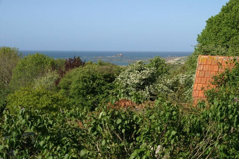 G te et chambres d 39 h te vue sur mer dans la hague village de jacques pr vert omonville la petite - Chambre d hote normandie vue sur mer ...