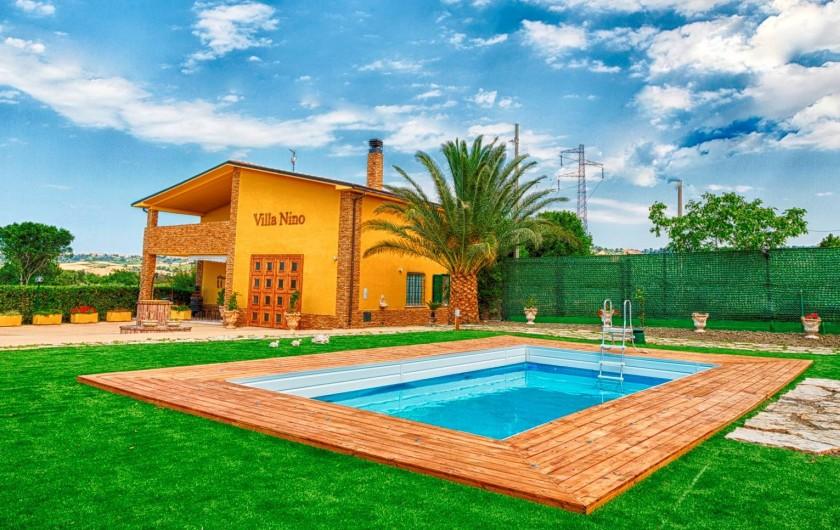 Location de vacances - Villa à Petacciato - La Maison