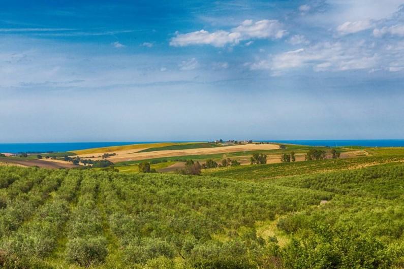 Location de vacances - Villa à Petacciato - Panorama