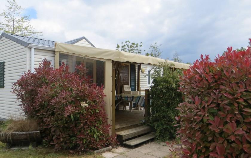 Location de vacances - Bungalow - Mobilhome à Sainte-Eulalie-en-Born