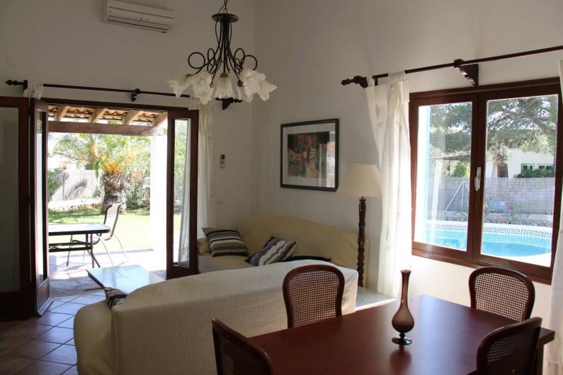 Location de vacances - Chalet à Cala Murada