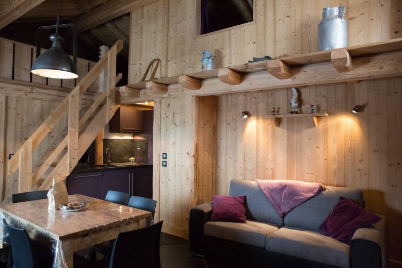 Location de vacances - Appartement à Champagny-en-Vanoise - Sejour