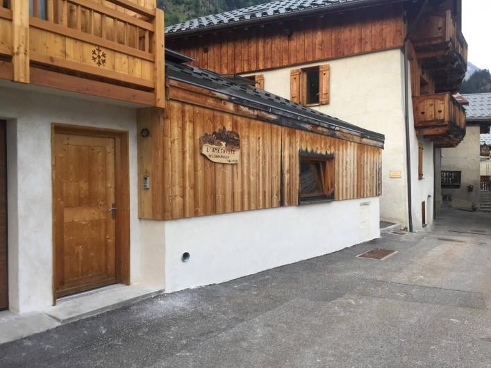 Location de vacances - Appartement à Champagny-en-Vanoise - Proche du centre
