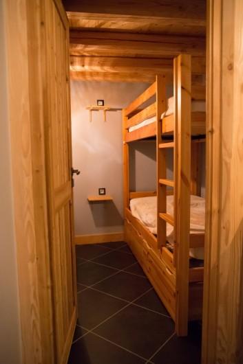 Location de vacances - Appartement à Champagny-en-Vanoise - Chambre cabine