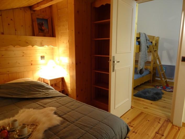 Location de vacances - Appartement à Saint-Lary-Soulan - chambre 5