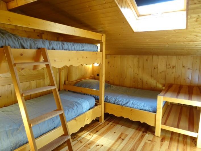Location de vacances - Appartement à Saint-Lary-Soulan - chambre 6 (enfants)