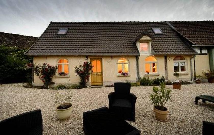Location de vacances - Chambre d'hôtes à Flavacourt