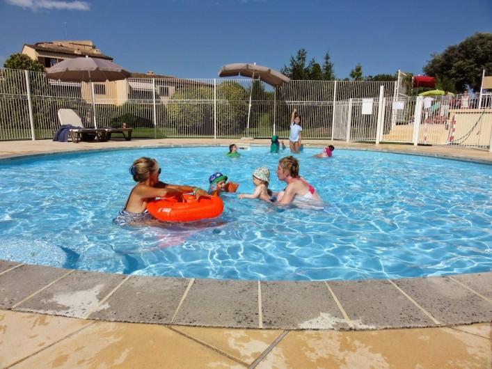 Location de vacances - Mas à Grasse - La pataugeoire