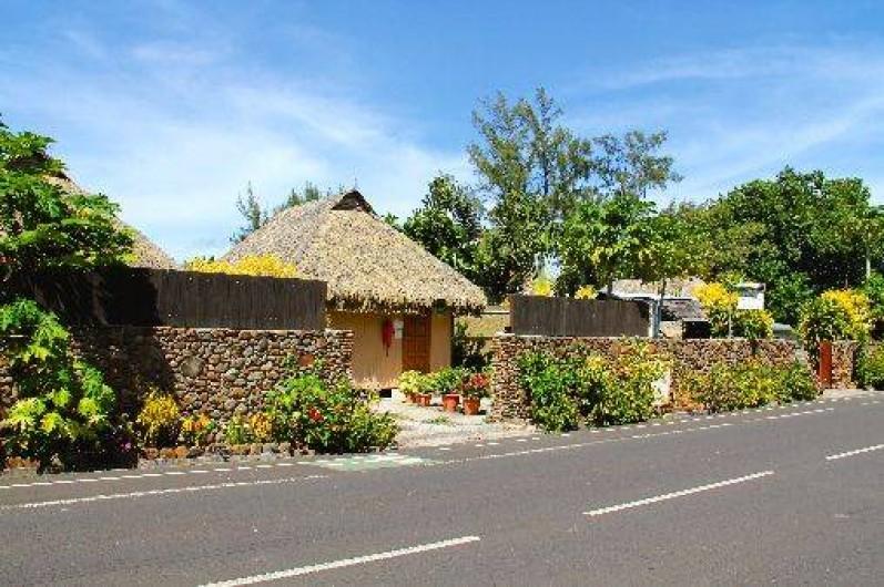 Location de vacances - Bungalow - Mobilhome à Haapiti