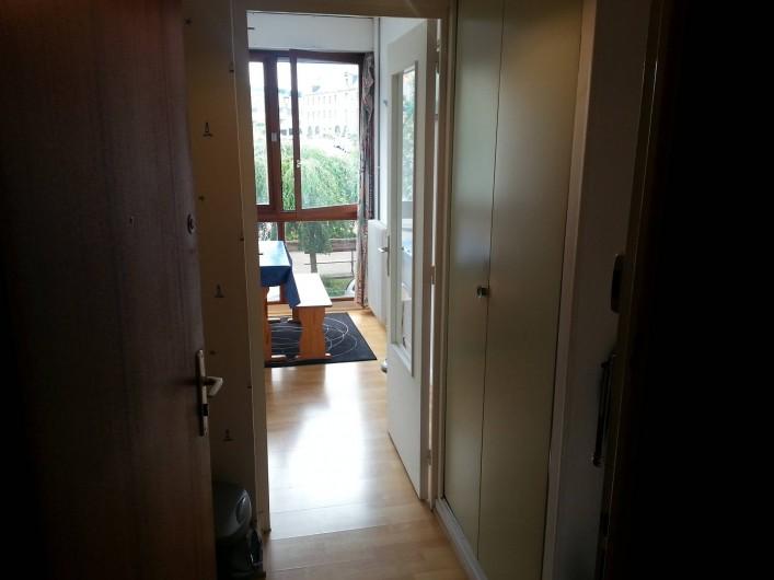 Location de vacances - Studio à Fécamp - Entrée
