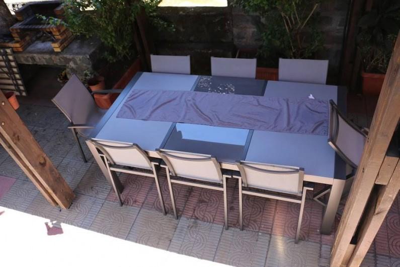 Location de vacances - Villa à Cilaos - Espace convivial extérieur
