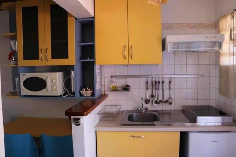 Location de vacances - Villa à Cilaos - Coin cuisine