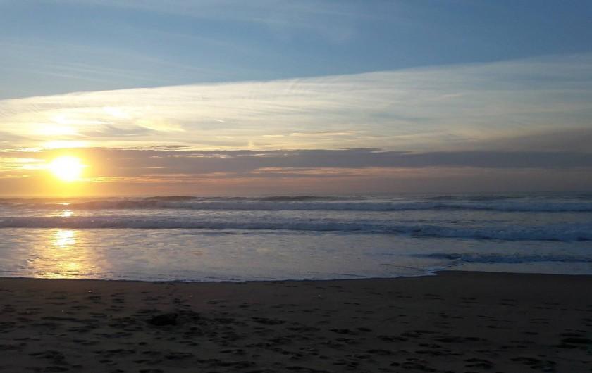 Location de vacances - Villa à Lacanau Océan - Sunset