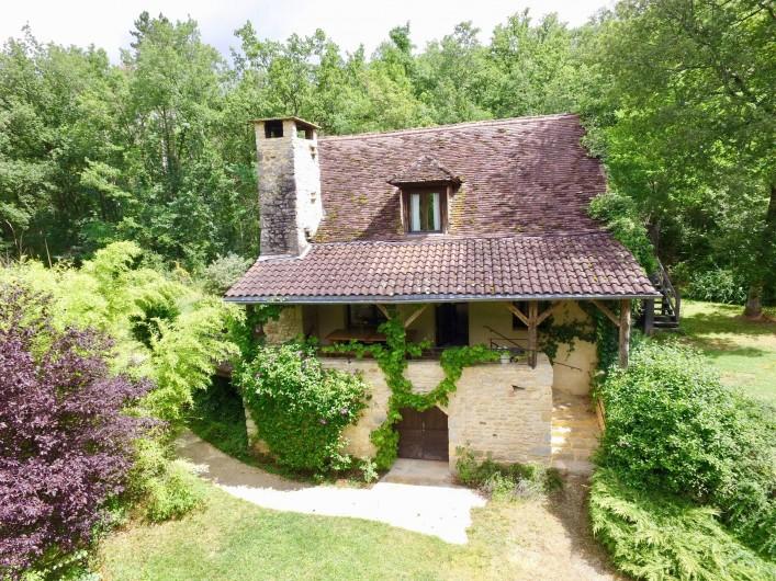 Location de vacances - Maison - Villa à Payrac - Maison « OWI » (Accès fauteuil roulant) 3Terrasses