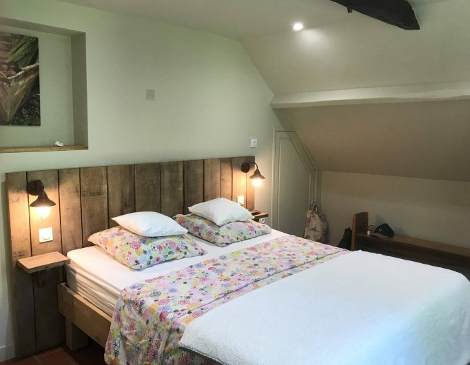 Location de vacances - Maison - Villa à Payrac - une des chambres de la maison OWI