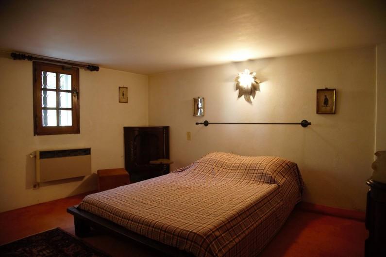 Location de vacances - Mas à Paradou - Chambre 5 et sa salle de bain