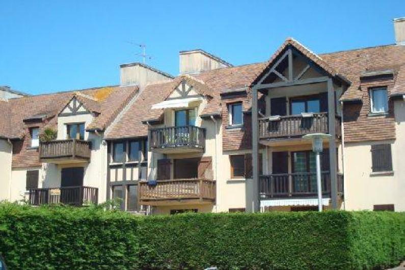 Location de vacances - Appartement à Ouistreham