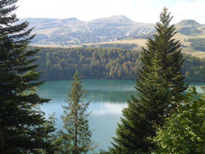 Location de vacances - Maison - Villa à Saint-Victor-la-Rivière - Lac Pavin
