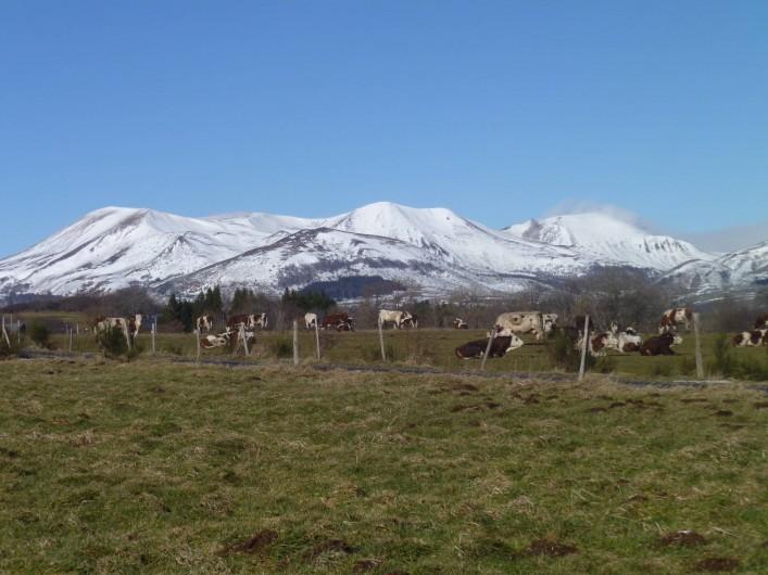 Location de vacances - Maison - Villa à Saint-Victor-la-Rivière - Chaîne des Mont- Dore