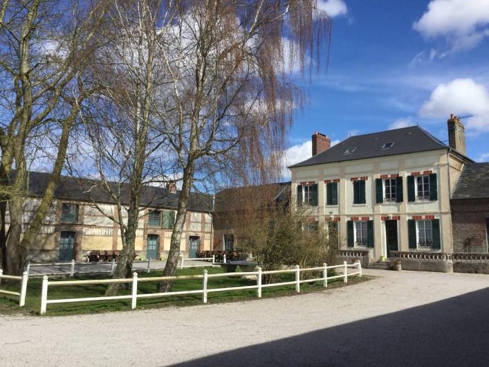 Location de vacances - Gîte à Ponthoile - Ferme Relais de la Baie de Somme et les gîtes