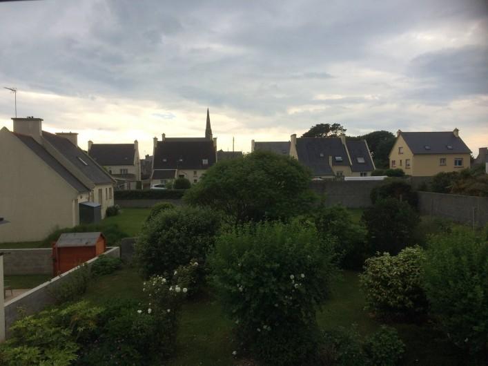 Location de vacances - Appartement à Ploudalmézeau