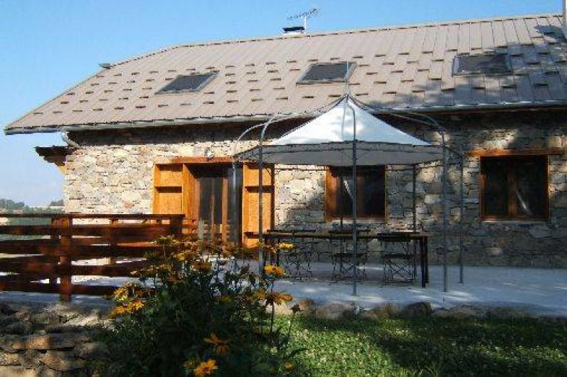 Location de vacances - Gîte à Puy-Sanières