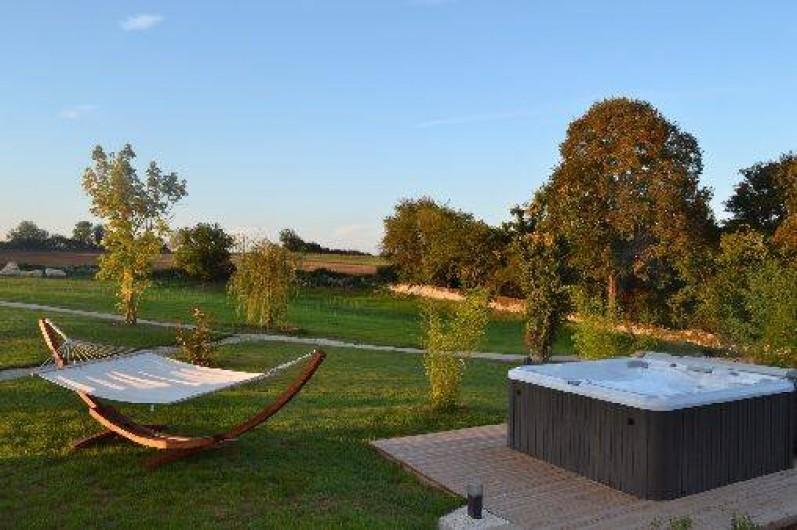 Location de vacances - Maison - Villa à Asnières-en-Montagne