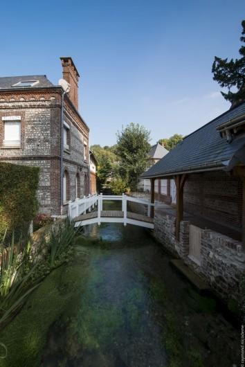 Location de vacances - Chambre d'hôtes à Les Loges - Veules-les-roses
