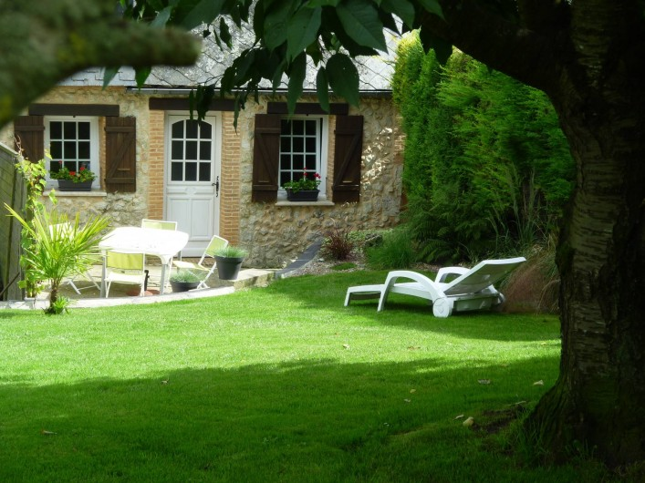 Location de vacances - Gîte à Ganzeville