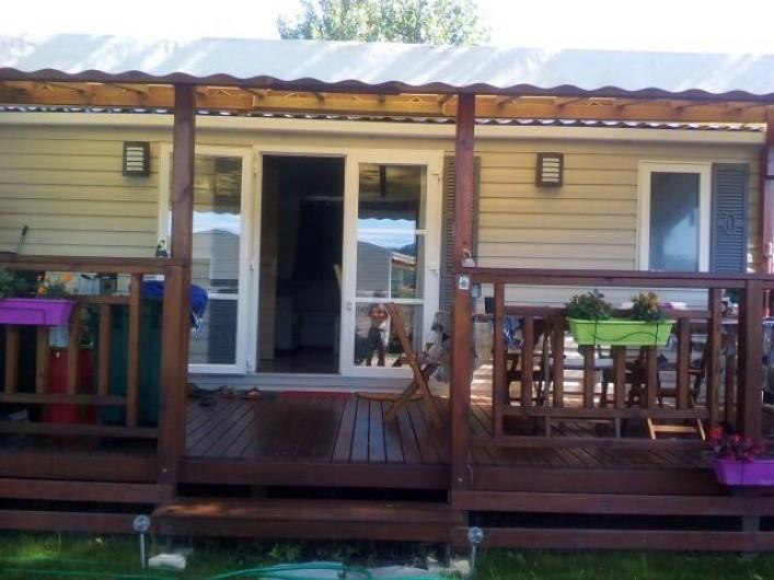 Location de vacances - Bungalow - Mobilhome à Condrieu