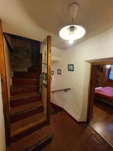 Location de vacances - Gîte à Ribaute - Le charme de la pierre, le confort d'un bon lit...