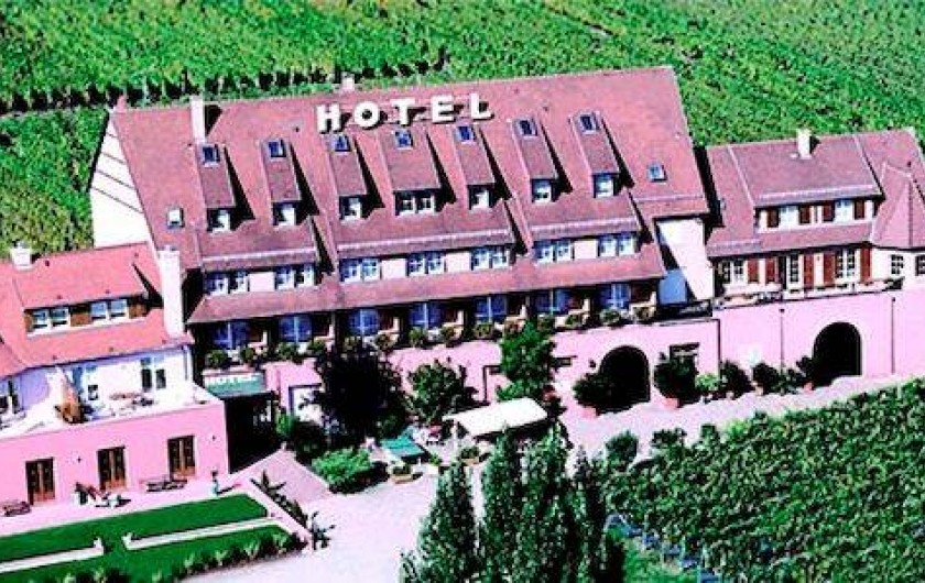 Location de vacances - Hôtel - Auberge à Gueberschwihr