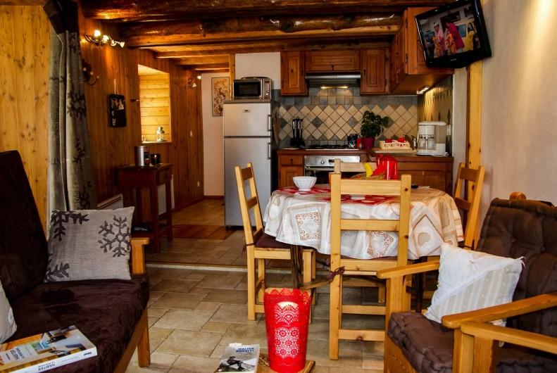 Location de vacances - Maison - Villa à La Grave - Le coin cuisine