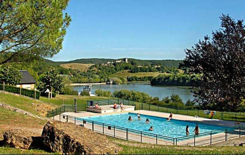 Location de vacances - Chalet à Lissac-sur-Couze