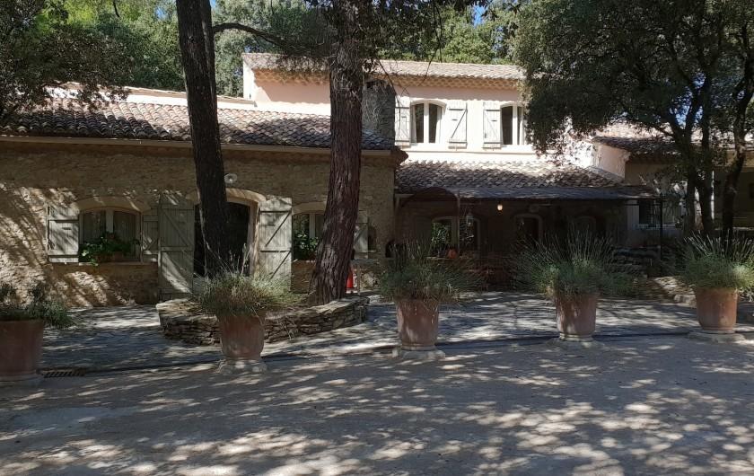 Location de vacances - Maison - Villa à Orange
