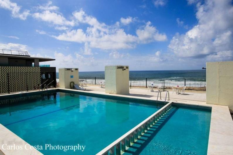 Location de vacances - Appartement à Costa da Caparica - Piiscine