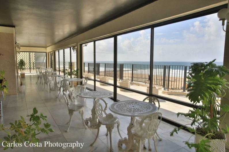 Location de vacances - Appartement à Costa da Caparica - Sallon comune