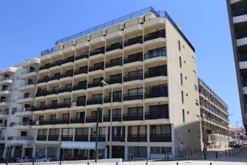 Location de vacances - Appartement à Costa da Caparica - Fasçade