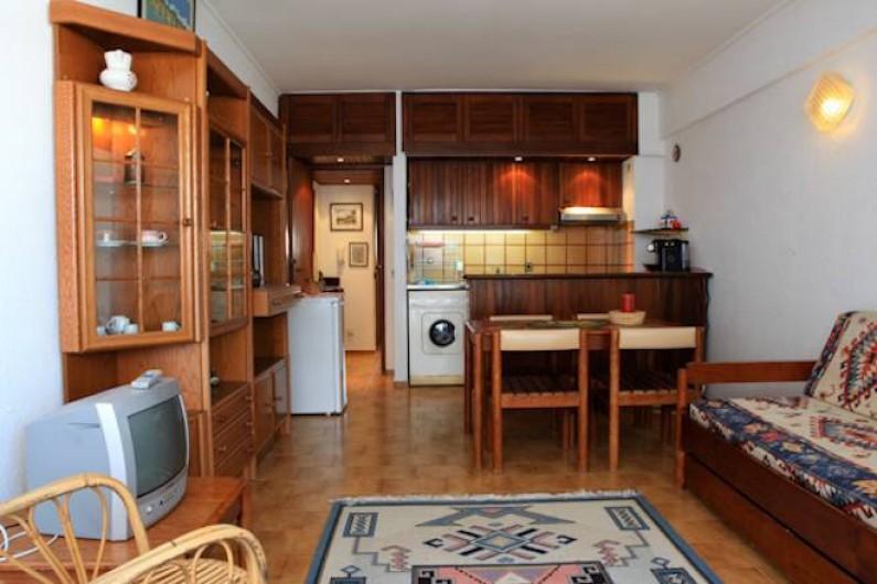 Location de vacances - Appartement à Costa da Caparica - La salle