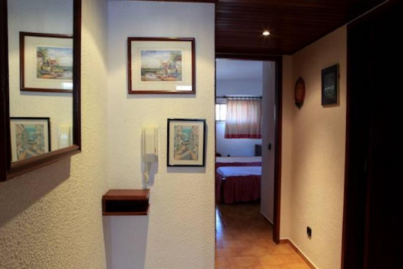 Location de vacances - Appartement à Costa da Caparica - Corridor