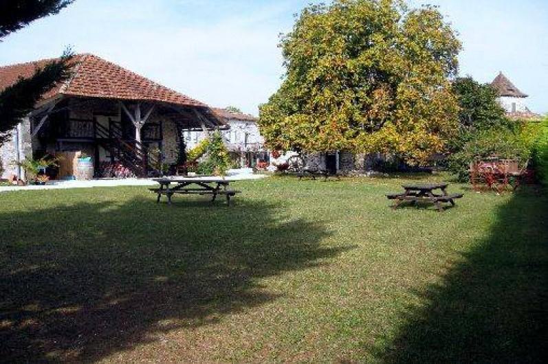 Location de vacances - Gîte à Saint-Matré