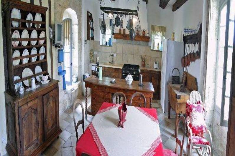 Location de vacances - Gîte à Sainte-Sabine-Born