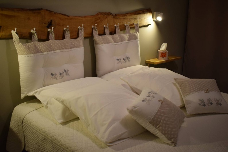 Location de vacances - Chambre d'hôtes à Marcillac-Saint-Quentin - Attrape Rêve