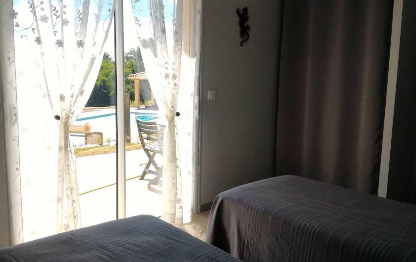Location de vacances - Chambre d'hôtes à Marcillac-Saint-Quentin - Préambule