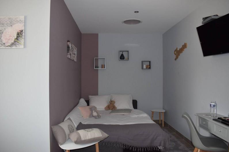 Location de vacances - Chambre d'hôtes à Marcillac-Saint-Quentin - Harmonie