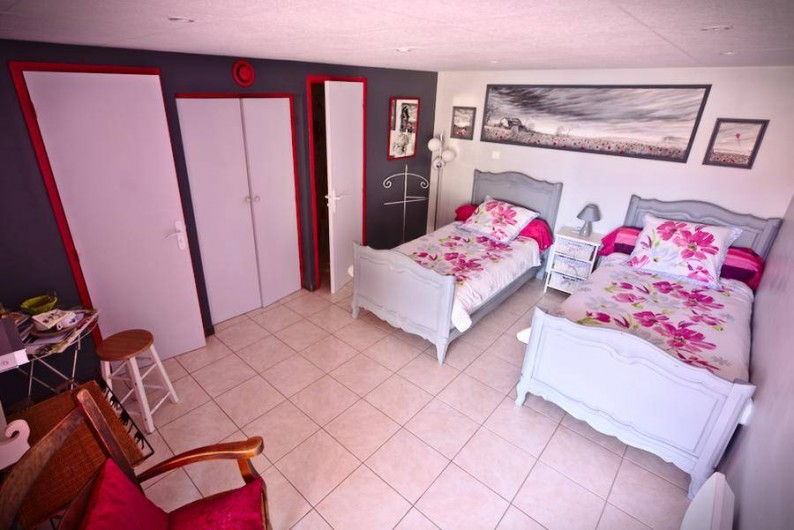 Location de vacances - Gîte à Mortagne-sur-Gironde