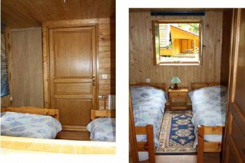 Location de vacances - Bungalow - Mobilhome à Granges-sur-Vologne